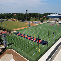 Thomas Wells | Buy at PHOTOS.DJOURNAL.COM<br /> The newly expanded practice fields near Vaught-Hemmingway Stadium.