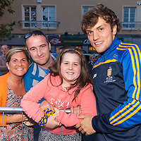 Maria, Micky & Zoe McCullough with Shane O'Donnell
