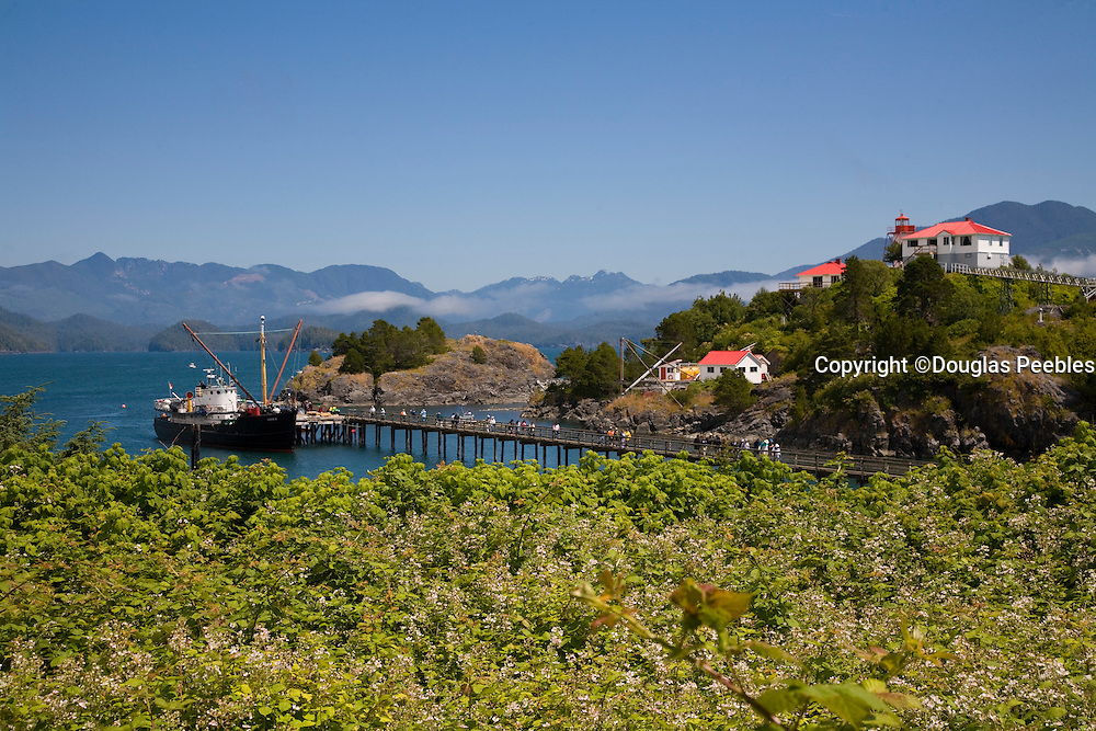 Friendly Cove, Nootka, Vancouver Island, British Columbia, Canada