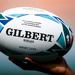 27,09,2019 South African national rugby team captain's run