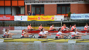 Duisburg, GERMANY.  FISA Masters World Championship. .Wedau Regatta Course .13:34:46  Thursday  06/09/2012   ..[Mandatory Credit Peter Spurrier:  Intersport Images]  ..Rowing, Masterss, 2012010460.jpg...