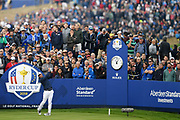 Brooks Koepka (Usa) during the friday morning fourballs session of Ryder Cup 2018, at Golf National in Saint-Quentin-en-Yvelines, France, September 28, 2018 - Photo Philippe Millereau / KMSP / ProSportsImages / DPPI