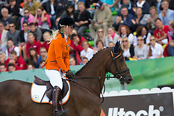 Elaine Pen, (NED), Vira - Eventing jumping - Alltech FEI World Equestrian Games™ 2014 - Normandy, France.<br /> © Hippo Foto Team - Dirk Caremans<br /> 31/08/14