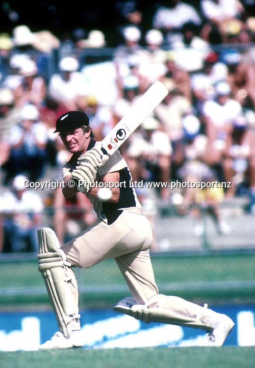 Geoff Howarth, Former NZ Captain. Photo: PHOTOSPORT
