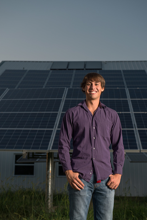 Austin Way HTC Honors Tutorial College Solar Cells Compost Facility Third Sun Solar