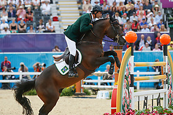 Pessoa Rodrigo (BRA) - HH Rebozo<br /> Olympic Games London 2012<br /> © Dirk Caremans