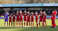 Crawley Town v Mansfield Town 30/01/2016