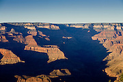 Oct. 6, 2008 -- GRAND CANYON NATIONAL PARK: Looking to the north rim of the Grand Canyon from the south rim of the Grand Canyon National Park in northern Arizona. Photo by Jack Kurtz