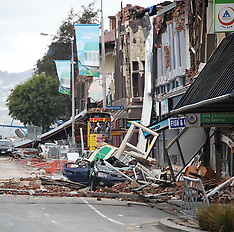 Christchuch-File photo 265-271 Manchester St, subject of Earthquake inquiry