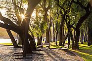 - Parque Tres de Febrero