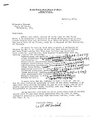 Hayward Correspondence 1931