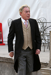 Andrew Lloyd Webber at Poppy Delevingne and James Cook's wedding reception held in Kensington Palace Gardens, London, UK. 16/05/2014<br />BYLINE MUST READ : GOTCHAIMAGES.COM<br /><br />Copyright by © Gotcha Images Ltd. All rights reserved.<br />Usage of this image is conditional upon the acceptance <br />of Gotcha Images Ltd, terms and conditions available at<br />www.gotchaimages.com