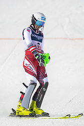 08.02.2019, Aare, SWE, FIS Weltmeisterschaften Ski Alpin, alpine Kombination, Slalom, Damen, im Bild Ricarda Haaser (AUT) // Ricarda Haaser of Austria reacts after the Slaloml competition of Alpine combination of the ladie's of FIS Ski World Championships 2019. Aare, Sweden on 2019/02/08. EXPA Pictures © 2019, PhotoCredit: EXPA/ Dominik Angerer