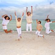 Huddle Family Beach Photos