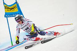 01.03.2020, Hannes Trinkl Weltcupstrecke, Hinterstoder, AUT, FIS Weltcup Ski Alpin, Alpine Kombination, Herren, Super G, im Bild Jan Zabystran (CZE) // Jan Zabystran of Czech Republic in action during his SuperG run of men's Alpine combined of FIS ski alpine world cup at the Hannes Trinkl Weltcupstrecke in Hinterstoder, Austria on 2020/03/01. EXPA Pictures © 2020, PhotoCredit: EXPA/ Johann Groder