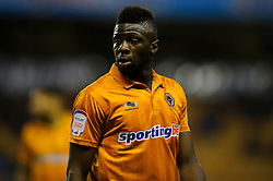 Wolves Midfielder Bakary Sako (FRA) looks on during the second half of the match - Photo mandatory by-line: Rogan Thomson/JMP - Tel: Mobile: 07966 386802 26/01/2013 - SPORT - FOOTBALL - Molineux Stadium - Wolverhampton. Wolverhampton Wonderers v Blackpool - npower Championship.