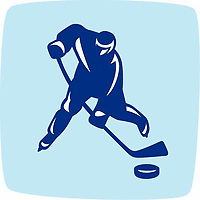 OLYMPIC GAMES VANCOUVER 2010 - VANCOUVER (CAN) - PHOTO : VANOC/COVAN / DPPI<br /> PICTOGRAMS - ICE HOCKEY