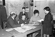 17/12/1962<br /> 12/17/1962<br /> 17 December 1962<br /> Gael Linn Oral Scholarship Exams at 139 St. Stephen's Green, Dublin. For these children January 8th did not just mean back to school after Christmas as they had won a 3 month scholarship holiday in the western Gaeltacht. On that date Micheal and his brother Seoirse O Tuathail (9 Wainsfort Park, Terenure) and Marion Ni Giolla Phadraig (36 Hollybank Road, Drumcondra) would join hundreds of other winners in the Gaeltacht. Examining them in Oral Irish were Aodh O Duibheannaigh and Nuala Ui Chaolaidhe (Gael Linn).