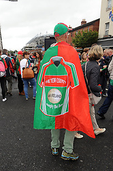 Mayo Supporter All Ireland final Croke Park,<br />