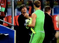 Fotball , 4. september 2016, EM-kal, Norway - Germany , Norge - Tyskland 0-3<br /> Joachim Low , GER , Joachim Löw<br /> Manuel Neuer , GER
