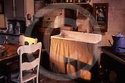 Kitchen, No. 9 Coal Mine and Museum, Lansford, NE PA