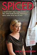 """Spiced"" by Dalia Jurgensen, book cover"