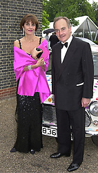 LORD & LADY PALUMBO at a dinner in London<br />  on 20th June 2000.OFO 11<br /> © Desmond O'Neill Features:- 020 8971 9600<br />    10 Victoria Mews, London.  SW18 3PY <br /> www.donfeatures.com   photos@donfeatures.com<br /> MINIMUM REPRODUCTION FEE AS AGREED.<br /> PHOTOGRAPH BY DOMINIC O'NEILL