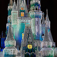Magic Kingdom - Winter Holiday