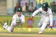 Cricket - India v South Africa 4th Test at Delhi Day 1