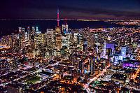 Downtown Toronto & Lake Ontario