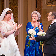 Opening night of the Broadway play It Shoulda Been You.