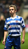 Photo: Andrew Unwin.<br /> Newcastle United v Reading. The Barclays Premiership. 06/12/2006.<br /> Reading's Kevin Doyle.
