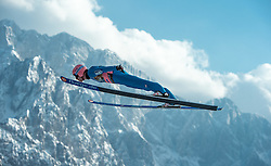 20.03.2015, Planica, Ratece, SLO, FIS Weltcup Ski Sprung, Planica, Finale, Skifliegen, im Bild Manuel Fettner (AUT) //during the Ski Flying Individual Competition of the FIS Ski jumping Worldcup Cup finals at Planica in Ratece, Slovenia on 2015/03/20. EXPA Pictures © 2015, PhotoCredit: EXPA/ JFK