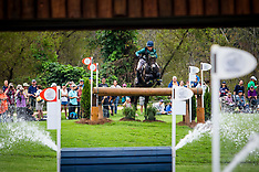 Cross Country Eventing - Tryon 2018