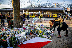 Tribute After Utrecht Attack - Netherlands - 20 March 2019
