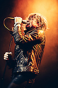 Rival Sons performing live at the The Fillmore concert venue in San Francisco, CA on September 25, 2014