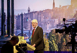 Constitutional Relations Secretary Michael Russell speaking at the SNP spring conference at the EICC. pic copyright Terry Murden @edinburghelitemedia
