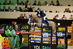 Devos Pieter, BEL, Apart<br /> The Dutch Masters<br /> Indoor Brabant - 's Hertogen bosch 2018<br /> © Hippo Foto - Dirk Caremans<br /> 10/03/2018