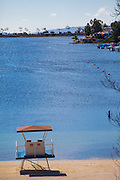Lake Mission Viejo Beach Lifeguard Tower