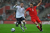 Photo: Tony Oudot/Richard Lane Photography.  England v Czech Republic. International match. 20/08/2008. <br />