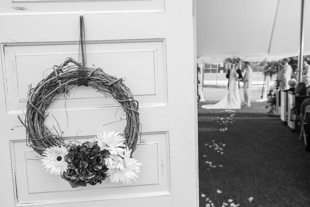 Mark and Kerri Wedding | Greenville NC Photographers