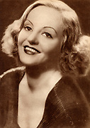 Tallulah Bankhead (1903-1968) American actress and film star.