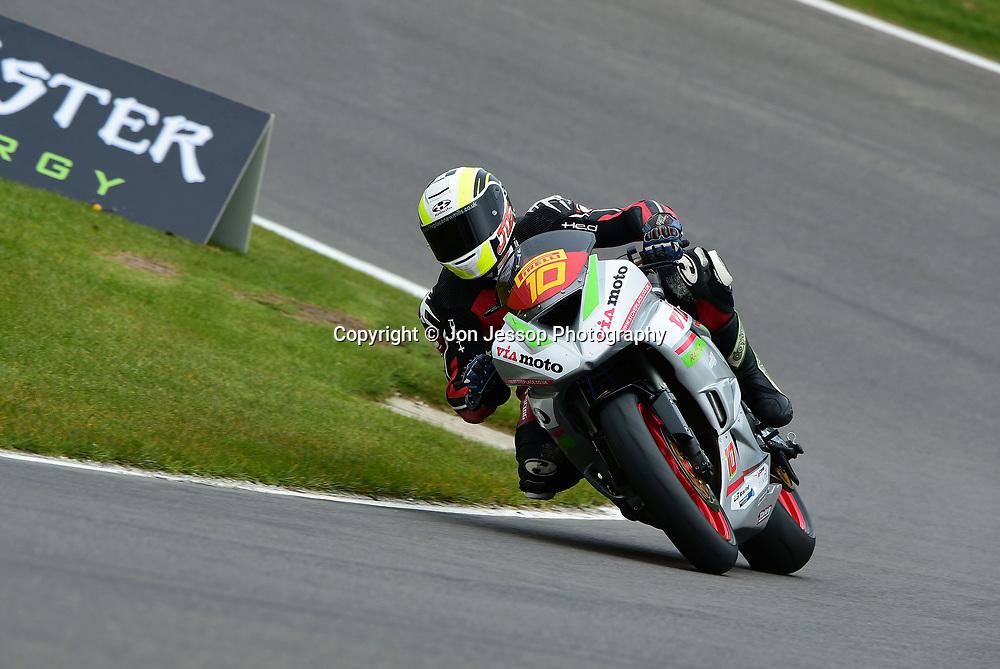 #10 Joe Sheldon-Shaw Sheffield Via Moto Racing Kawasaki 600