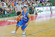 DESCRIZIONE : Firenze I&deg; Torneo Nelson Mandela Forum Italia Macedonia<br /> GIOCATORE : Antonio Maestranzi<br /> SQUADRA : Nazionale Italia Uomini <br /> EVENTO : I&deg; Torneo Nelson Mandela Forum <br /> GARA : Italia Macedonia<br /> DATA : 16/07/2010 <br /> CATEGORIA : Palleggio<br /> SPORT : Pallacanestro <br /> AUTORE : Agenzia Ciamillo-Castoria/M.Gregolin<br /> Galleria : Fip Nazionali 2010