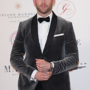 Craig McGinlay Arrive The Nelson Mandela Foundation hosts dinner in memory of Nelson Mandela on what would have been the day before his 100 birthday on 24 April 2018 at Rosewood Hotel, London, UK.