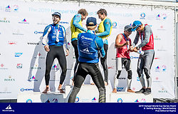 From 27 January to 3 February 2019, Miami will host sailors for the second round of the 2019 Hempel World Cup Series in Coconut Grove. More than 650 sailors from 60 nations will race across the 10 Olympic Events. &copy;JESUS RENEDO/SAILING ENERGY/WORLD SAILING<br /> 03 February, 2019.