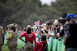 Supporters<br /> Olympic Games Rio 2016<br /> © Hippo Foto - Dirk Caremans<br /> 08/08/16