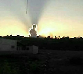 Eerie cloud formation shows the 'Thai king come back to life'