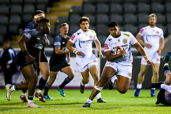 Rus Tuima of Exeter Braves - Mandatory by-line: Robbie Stephenson/JMP - 06/05/2019 - RUGBY - Kingston Park Stadium - Newcastle upon Tyne, England - Newcastle Falcons 'A' v Exeter Braves - Premiership Rugby Shield Semi-Final
