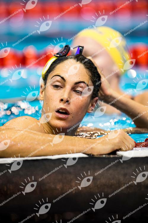 SANTAMANS Anna FRA<br /> 100m Freestyle Women Heats<br /> 32nd LEN European Championships <br /> Berlin, Germany 2014  Aug.13 th - Aug. 24 th<br /> Day07 - Aug. 19<br /> Photo G. Scala/Deepbluemedia/Inside